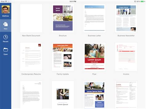 office document templates getting started with microsoft office for