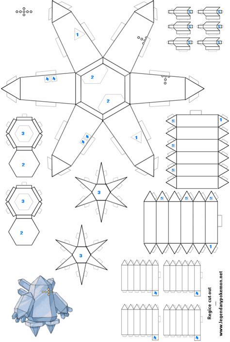 Origami Print Outs - origami printables car interior design