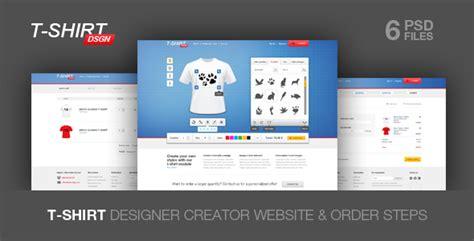 t shirt layout editor t shirt designer creator by clapat themeforest