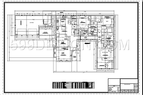 hart house floor plan the hart house plan 599design
