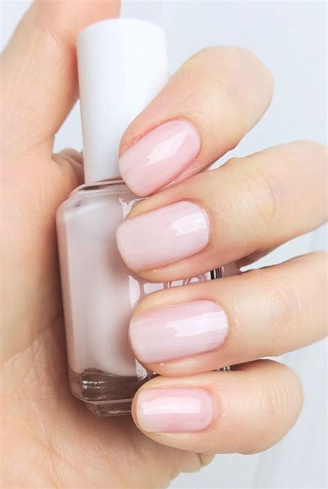 nail ballet slippers two makes it better essie ballet slippers mademoiselle