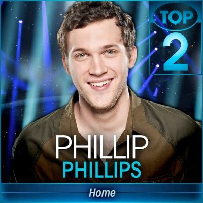home phillip phillips chords