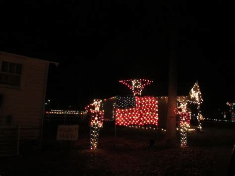 christmas lights picture of lebanon tennessee tripadvisor