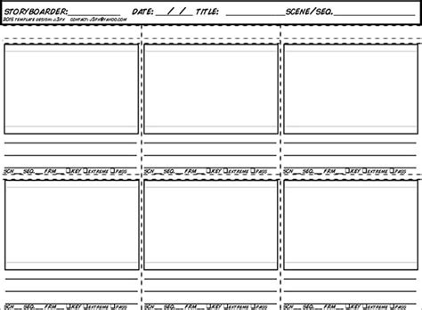 animation layout template animation storyboard template 8 free word excel pdf