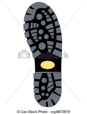 clipart sole boot tread clipart clipart collection track shoe free