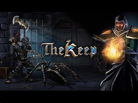 first person dungeon crawler 'the keep' coming to ipad