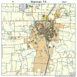 sherman map 4867496