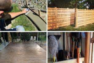 diy backyard projects on a budget diy outdoor projects on a budget cheap landscaping ideas