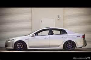 Acura Tl Slammed Acura Tl Type S Slammed Image 24