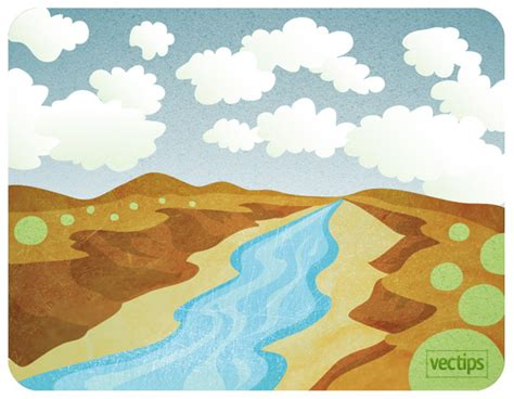 tutorial illustrator landscape how to create a textured vector landscape