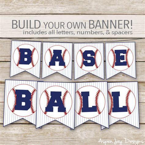 Free Baseball Concessions Banner Aspen Jay Baseball Banner Templates
