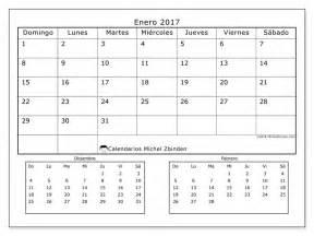 Enero De 2017 Calendario Calendario Enero 2017 Para Imprimir Quot Octavius D Quot