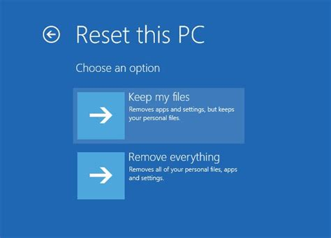 resetting windows surface pro hard reset windows surface pro and return to factory settings