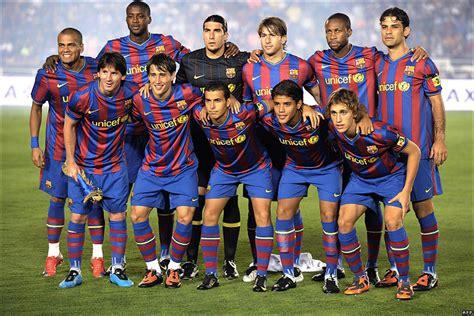 barcelona sport bbc sport football la galaxy v barcelona photos