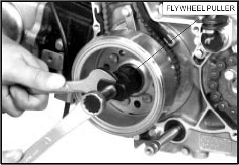 Kunci Tracker Magnet diy membongkar gearbox honda grand bagian kiri magnet motorgoodness