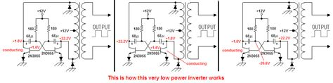 2n3055 inverter diagram wiring diagrams wiring diagram
