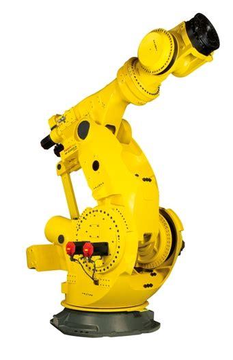 Fanuc M-2000iA/2300, robot con capacità di sollevamento di ... M 2300 T