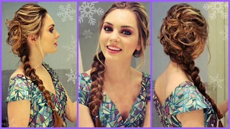 elsa hair color elsa from frozen inspired hair makeup dress get ready