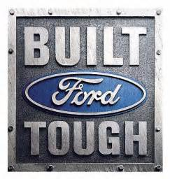built ford tough no wait god tough yea god tough