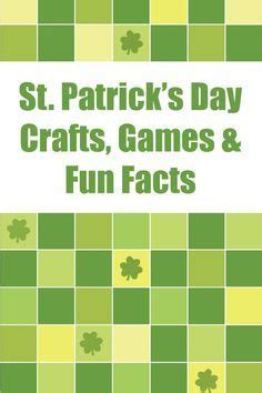 easter trivia ii easter st patrick s day crafts ideas the trivia listed in this free holiday printable covers