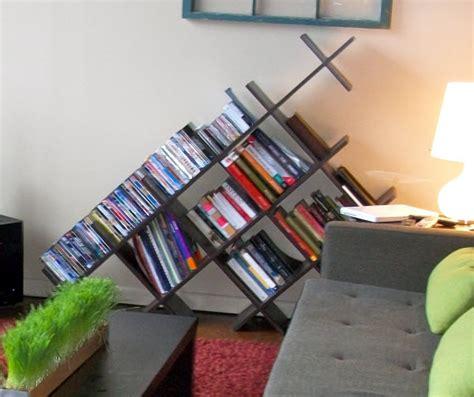 pyramid bookshelf