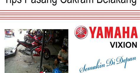 Kaos Yamaha Drums H tips memperbaiki cakram belakang yamaha vixion anjar