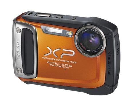 Kamera Fujifilm Finepix Xp170 fujifilm finepix xp170 kommuniziert mit smartphones d pixx