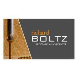 carpentry business cards carpenter business cards zazzle