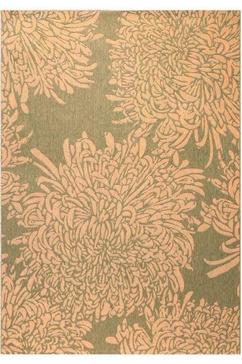 martha stewart outdoor rugs martha stewart living chrysanthemum all weather rug