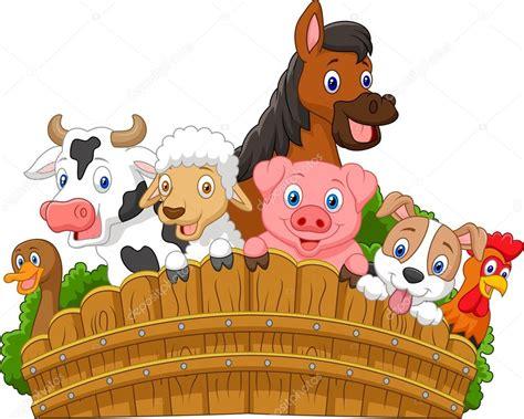 imagenes animales de granja dibujos animados de animales de la granja de colecci 243 n