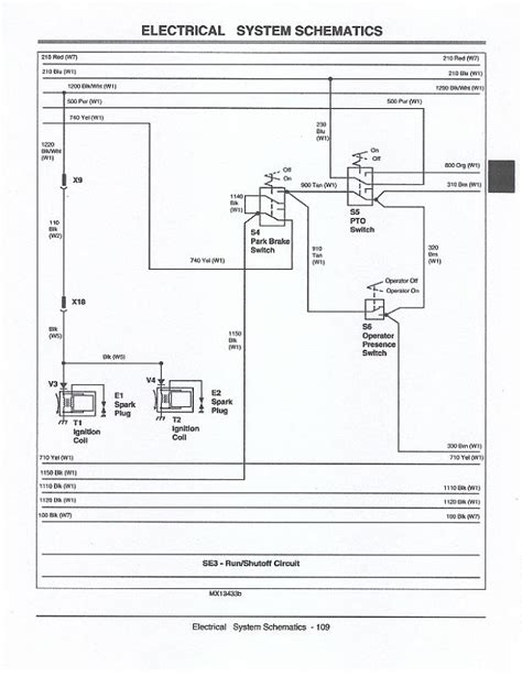 deere l120 electrical diagram wiring diagram with