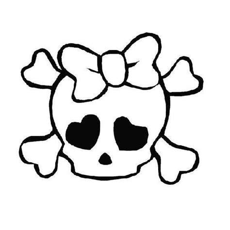 imagenes de calaveras piratas girlie skull die cut vinyl sticker decal sticky addiction