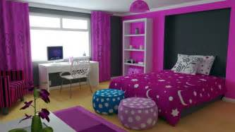 Wonderful Cute Room Themes For Teenage Girl #7: Purple-Color-for-Girls-Bedroom-Decorating-Ideas-915x514.jpg