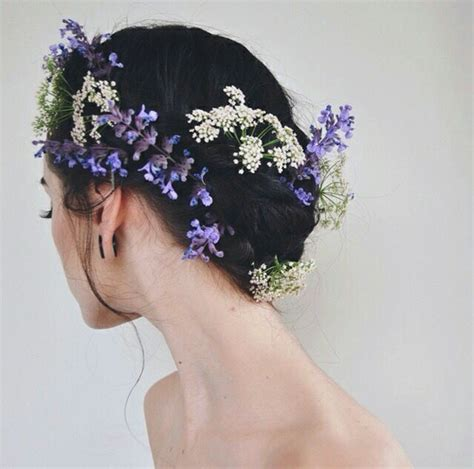 flower headband hairstyles tumblr flower crown tumblr girl www pixshark com images