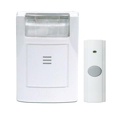 ada compliant nutone flashing doorbell signaler with