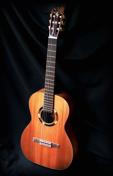 Custom Handmade Acoustic Guitars - classical guitars custom handmade elijah guitars