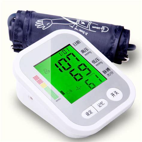pengukur tekanan darah electronic sphygmomanometer 6v with