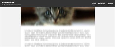 cabecera web fija c 243 mo crear una cabecera fija con html y css francisco