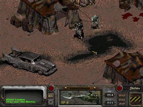 fallout 2 console fallout 2 screenshots news and file
