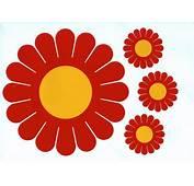 Flower Car Stickers  Hippy Motors Vinyl