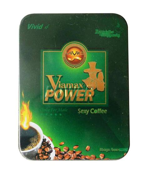 Am Power Bio Stimulant viamax power coffee stimulant for 8 sachets available at snapdeal for rs 1999