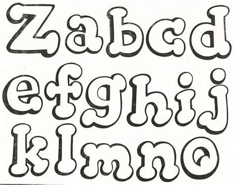 letras gruesas para carteles abecedario estilo prodigiosa buscar con google amigos