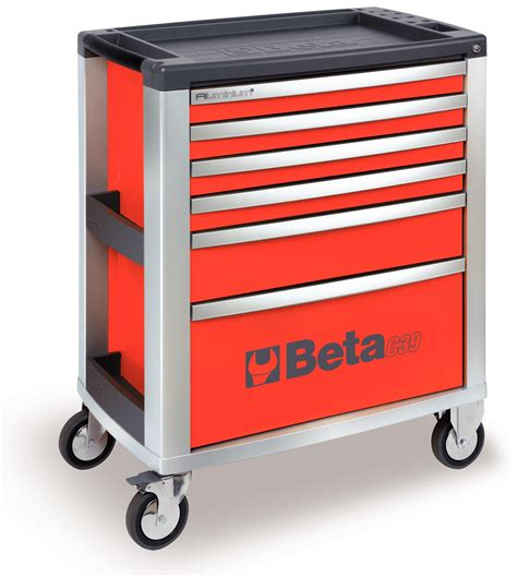 6 drawer rolling cabinet beta tools c39 r 6 mobile roller cabinet tool box 6