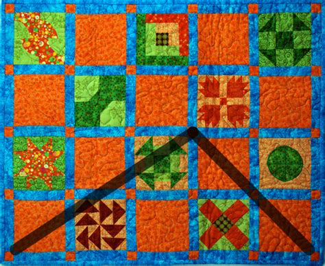 The Patchwork Path - remix of quot the patchwork path a quilt map to freedom
