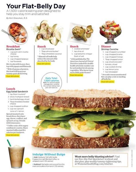 Flat Belly Diet 4 Day Detox Menu by 25 Best Ideas About Flat Belly Diet On Flat