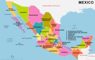 Map Of States Of Mexico by Mexico Genealogy Genealogy Familysearch Wiki