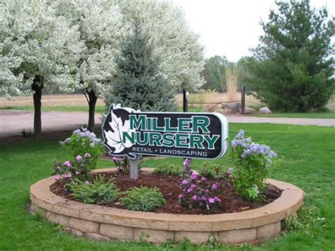 landscaping around sign shop ideas pinterest