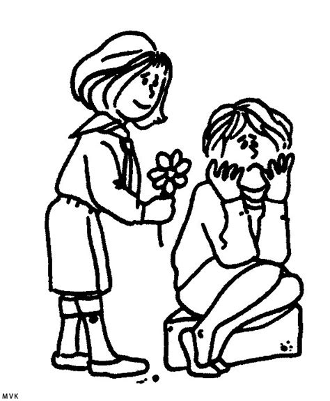 People Helping Others Clipart Clipartsgram Com Helping Coloring Pages