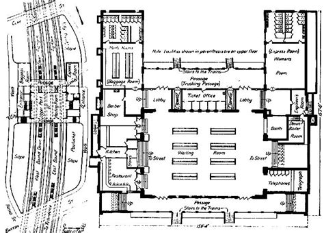 station floor plans design forgotten pawtucket central falls station aficionado