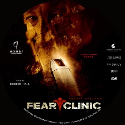 Fear Clinic by Fear Clinic Dvd Covers Amp Labels By Covercity